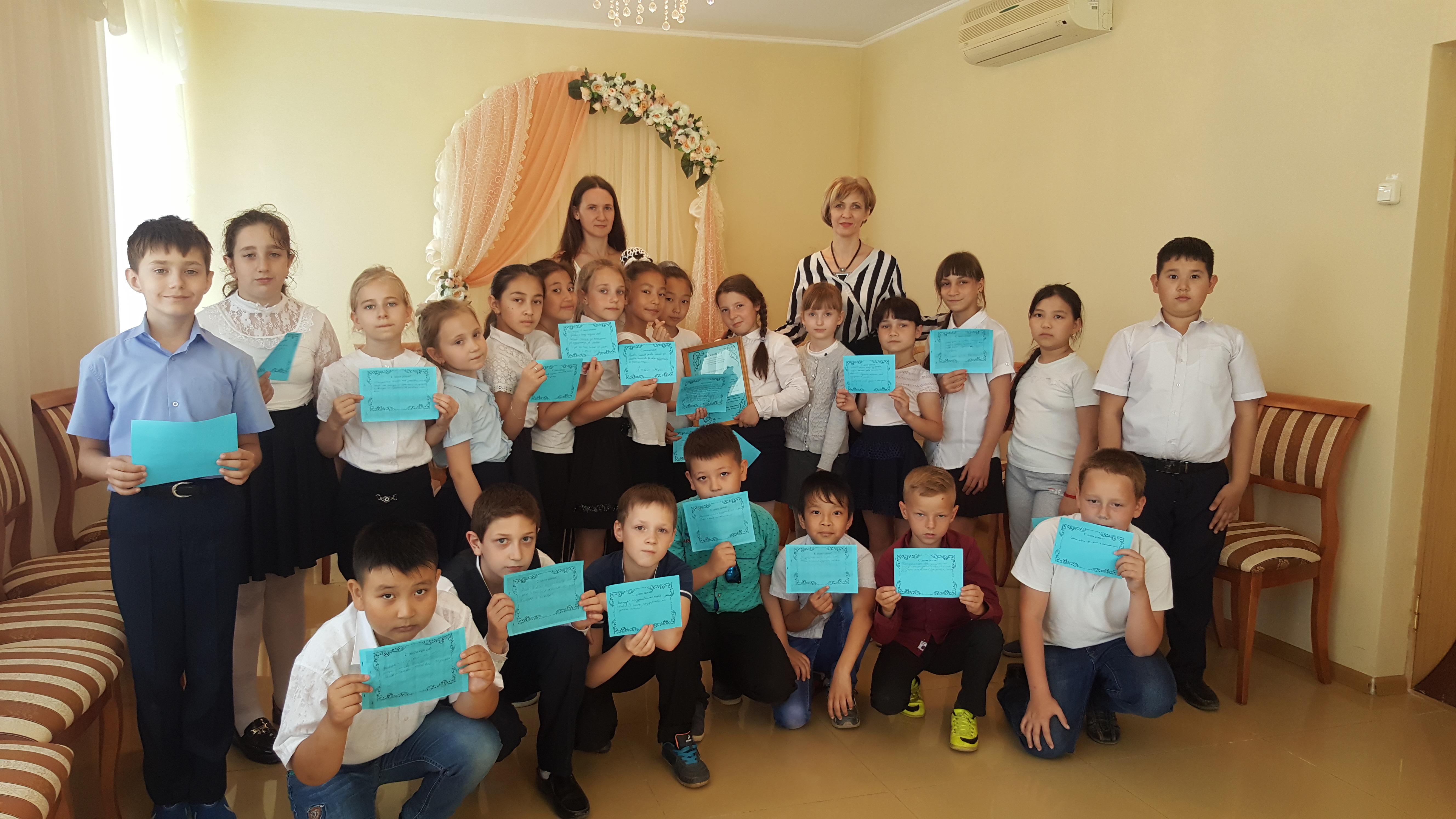 «Весёлая семья» для школьников