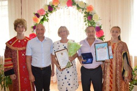Сотрудники ЗАГСа участвовали в праздновании Дня семьи, любви и верности
